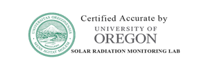 Certified by University of Oregon